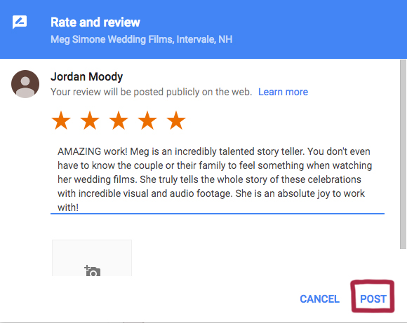 writinggooglereview